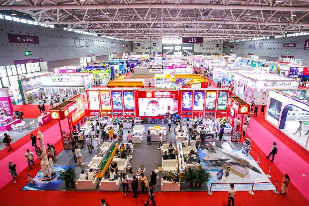 3月深圳国际玩具展申报展位已超九成!