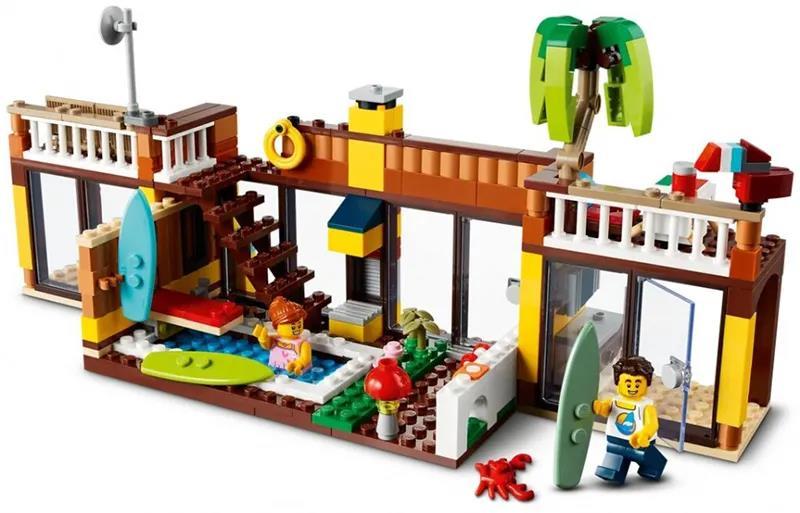 LEGO Surfer Beach House ...