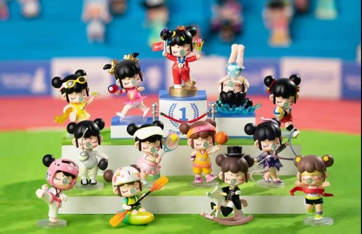 CTE中国玩具展 | 借势奥运,这些品牌推出什么...